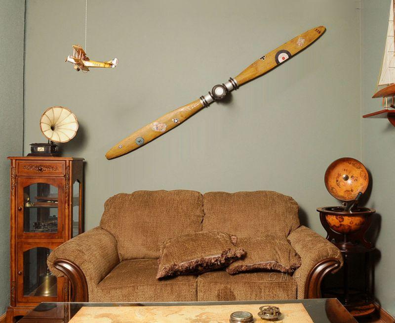 Airplane Propeller