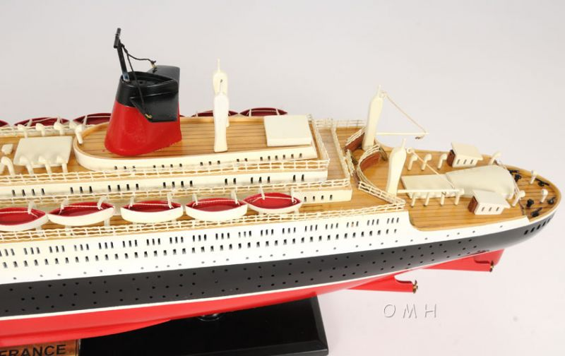 Ss France Painted