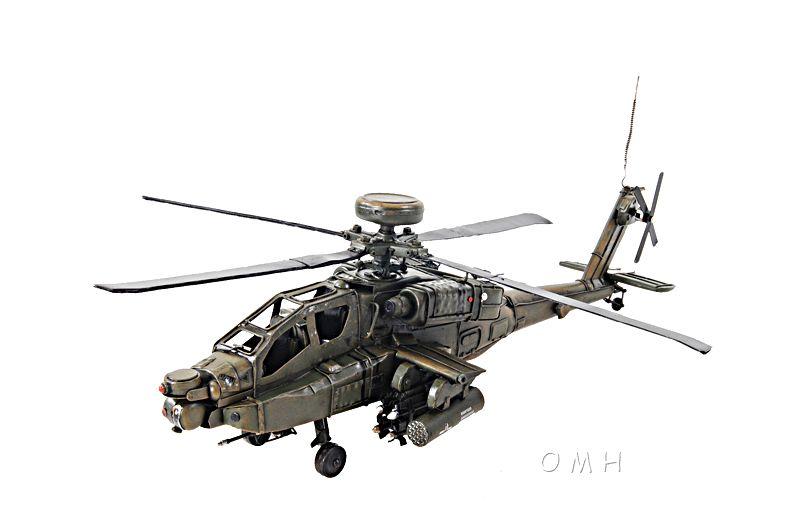 Ah-64 Apache 1:39