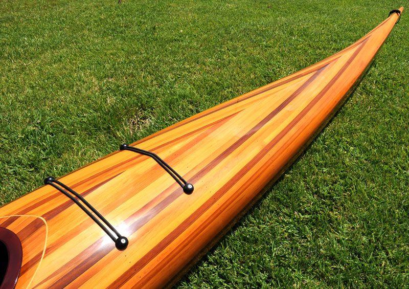 Hudson Wooden Kayak 18