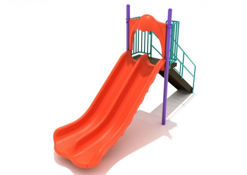 5 Foot Double Straight Slide