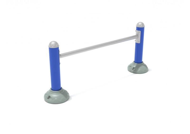 Single Station Push Up Bar
