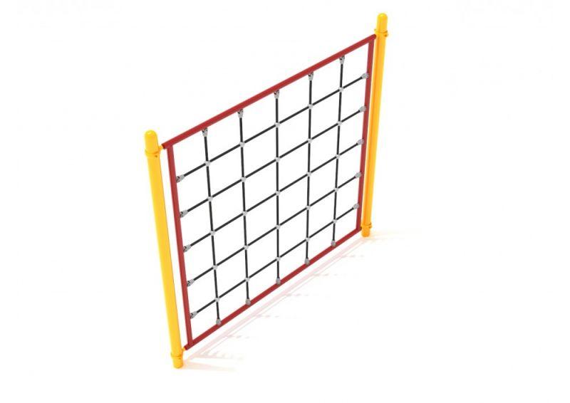 Square Net Climber