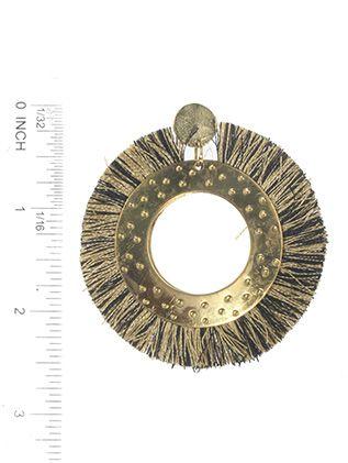 Post Pin Tassel 2 1