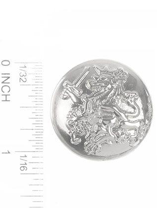 Griffin Art Textured Convex Metal Post Pin