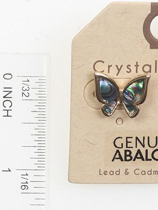 Buterfly Abalone Metal