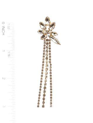 Rhinestone Chain Drop Crystal Stone Wedding