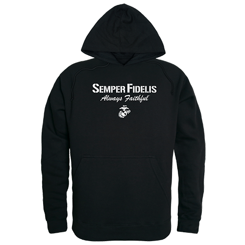 Graphic Pullover, Faithful 2, Blk, s
