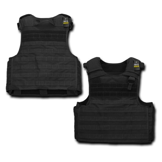 Tactical Plate Carrier, Black