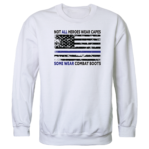 Graphic Crewneck, Not All W/Tbl, Wht, s