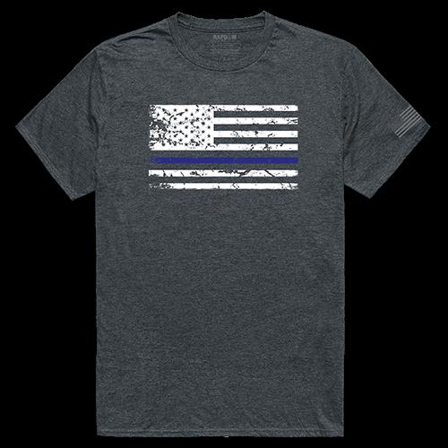 Tacticalgraphic T,Thin Blue Line,Hch, Xl