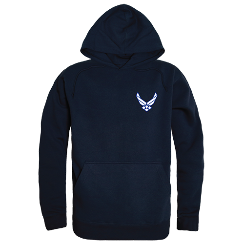 Graphic Pullover, Usaf Wing, Nvy, s