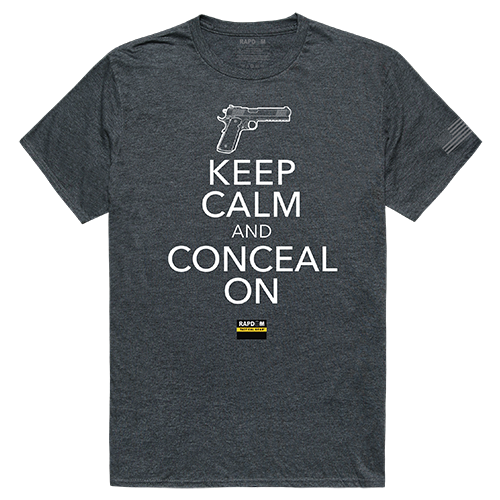 Tactical Graphic T, Conceal On, Hch, s