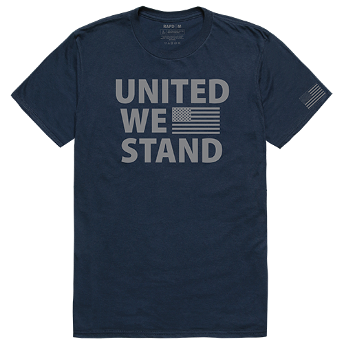 Tacticalgraphic T,United We Stand,Nvy, l