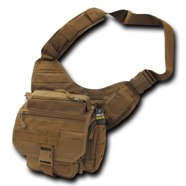 Tactical Field Bag, Coyote