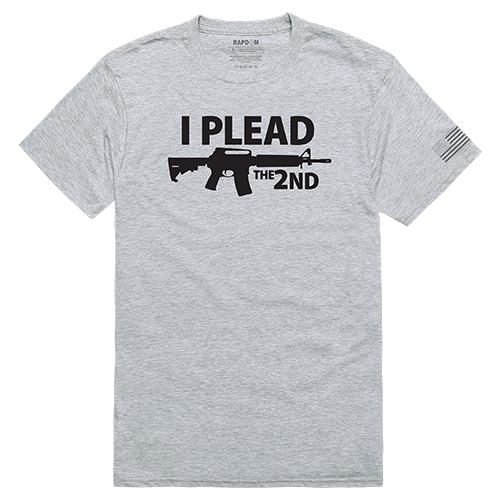 Tac. Graphic T, I Plead The 2Nd, Hgy, s
