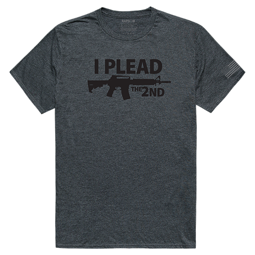 Tac. Graphic T, I Plead The 2Nd, Hch, m