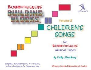 Building Blocks, Songs Volume 2