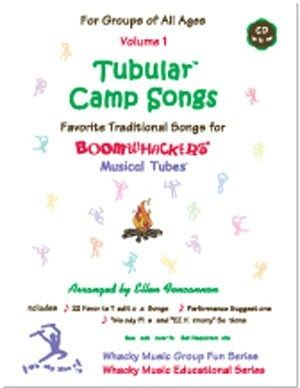 Tubular Camp Songs Cd