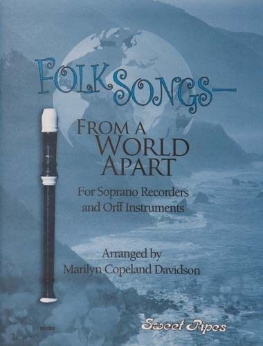 Folk Songs From A World Apart, Davidson