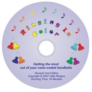 Ringing In Color Instructional Dvd