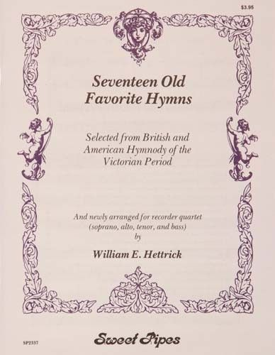 Seventeen Old Favorite Hymns, Arr. Hettrick
