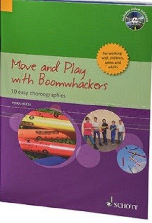 Move And Play Acitivity Book, Cd/dvd