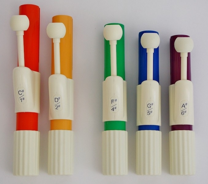 Student Handchimes - Chromatic Add-on Set