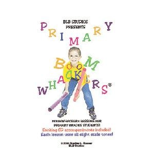 Primary Boomwhackers Beat Bag, By Bradley Bonner