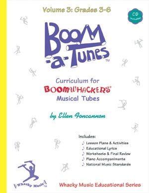 Boom-a-tunes, Volume 3