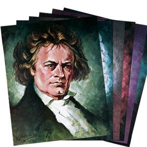 Portraits Of Composers, Set 1 (Classical)