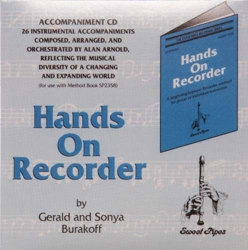 Hands On Recorder Cd