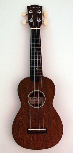 Deluxe Soprano Ukulele