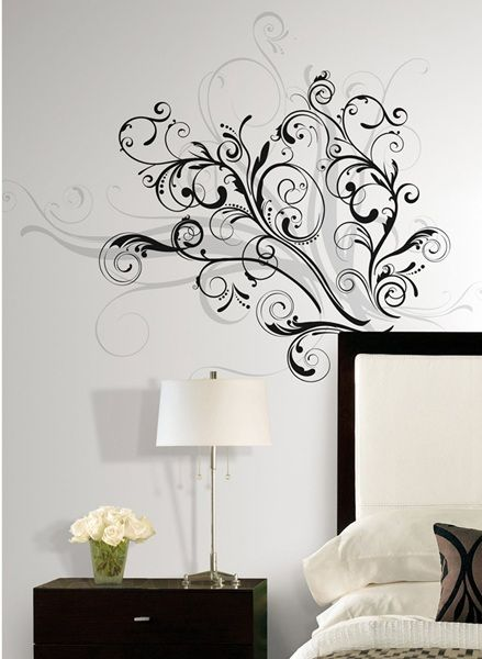 Forever Twined Giant Wall Decals