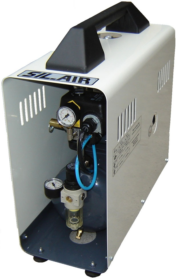Silentaire Sil-Air 50-9-D 1/2 HP Oil Lubricated Compressor