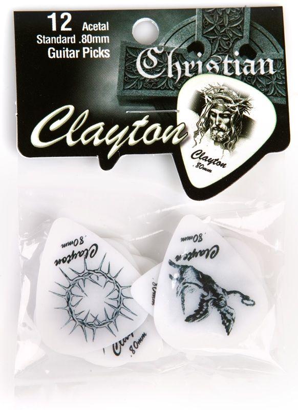 Steve Clayton™ Christian Pick: Standard