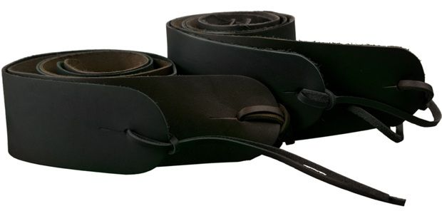 Steve Clayton™ Guitar Strap: Leather
