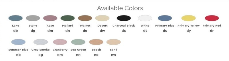"Screenflex Standard 11 Panel Room Divider: 8'H x 20'5""L, Different Colors"