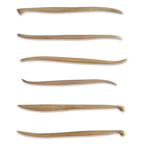 Detailing Boxwood Tool Set - Set Of 6 Tools