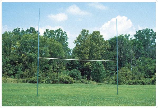 SportsPlay Heavy Duty Football Goal Pair - Playground Football Equipment