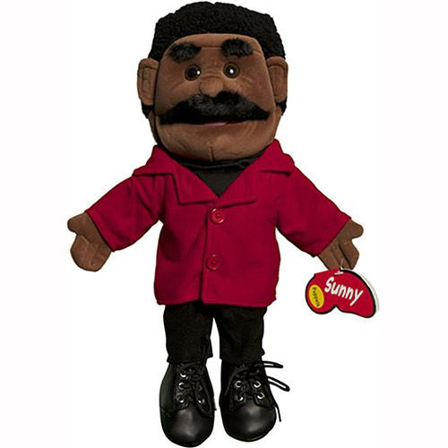 Sunny Toys Dad Puppets Collection #2