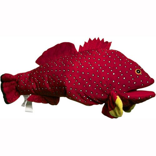 Sunny Toys Tropical Fish Puppets Collection