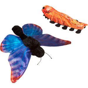 """12"""" Caterpillar/butterfly"""