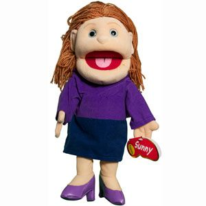Sunny Toys Mom #2 Puppet Toy