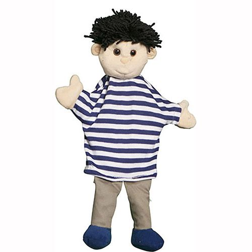 Sunny Toys Boy Puppet Collection