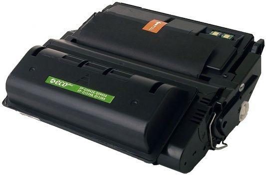 Hewlett Packard OEM Q1338A, Q1339A,Q5942X,Q5945A Ecoplus Remanufactured Toner Cartridge: Black, 20K Yield