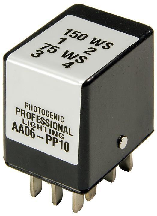 Photogenic AA06-PP10 903604 Ratio Plug for AA06