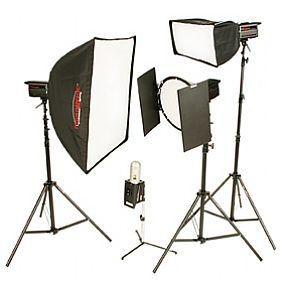 Photogenic Simone Solair Kit: Model # PL600K