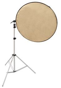 Smith-Victor CH42K/670144 Ch42 with RS8 Stand and Mounting Arm