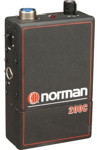 Norman P200C/810830 200 Watt-Second Power Supply